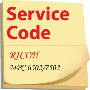 Bảng tra mã lỗi máy ricoh màu 6502