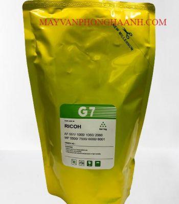 Mực Ricoh G7  (0,9 Kg) 551/ 1060/ 2060/ 2075/ 6001/ 6002/ 6500/ 7500/ 8001/ 9001/ 6002/ 6502/ 7503