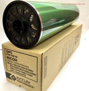 Trống Photocopy Ricoh 551/ 1055/ 1060/ 1075/ 2060 (Katun)